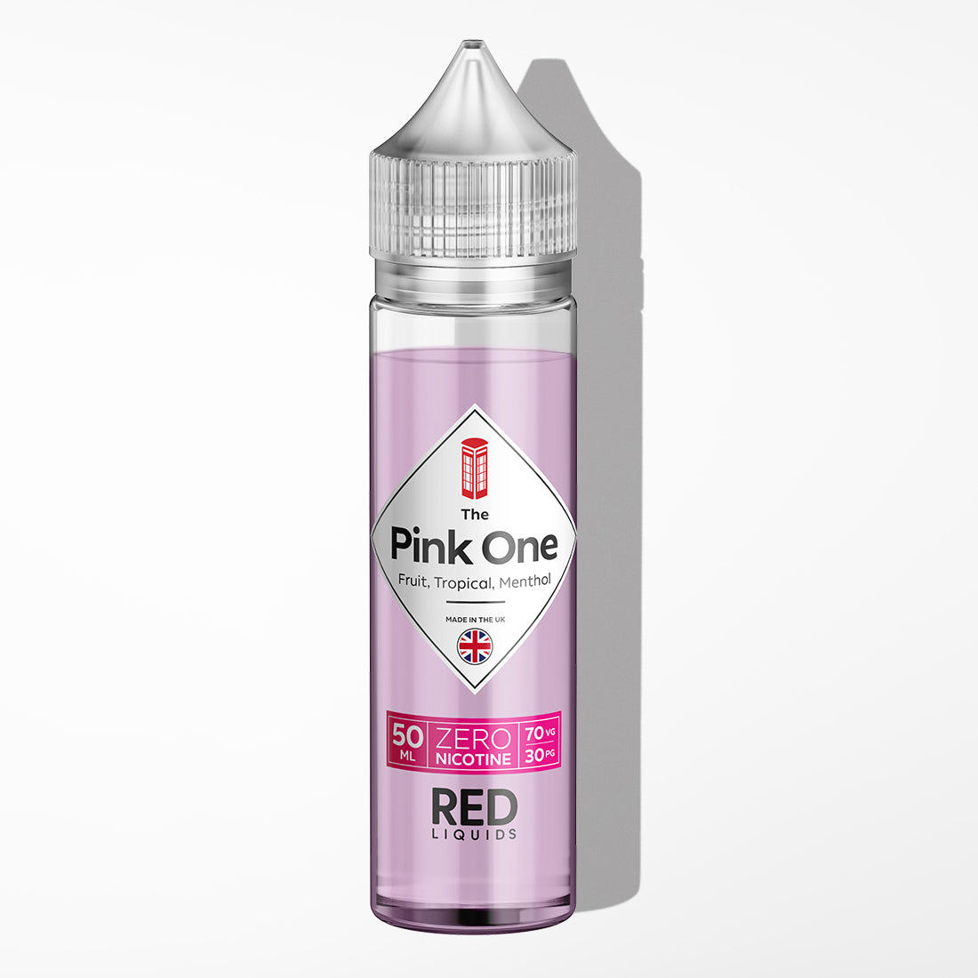 RED Classic Shortfill - The Pink One