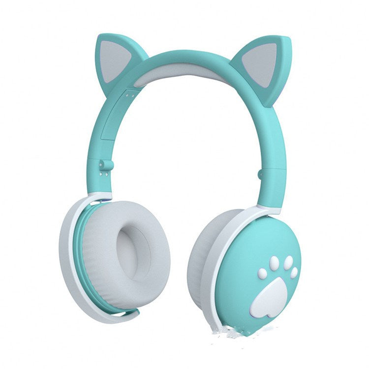 Cat ears super cute creative wireless bluetooth headset - Nuxie Co.