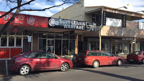 Supplement Warfare Norwood
