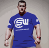 Supplement Warfare 19 Tshirt Blue