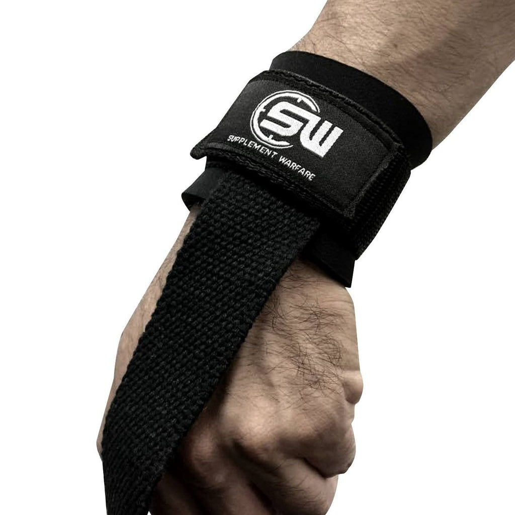 Supplement Warfare Lifting Straps