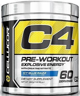 Cellucor C4 Generation 4 60 Serve