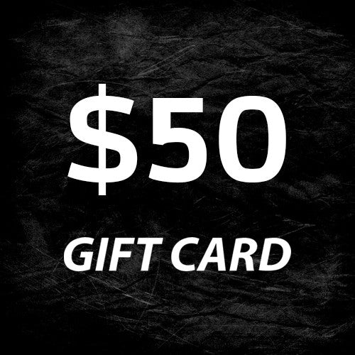 Digital Giftcard $50