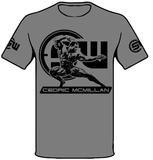Supplement Warfare Cedric McMillan Tour Tshirt