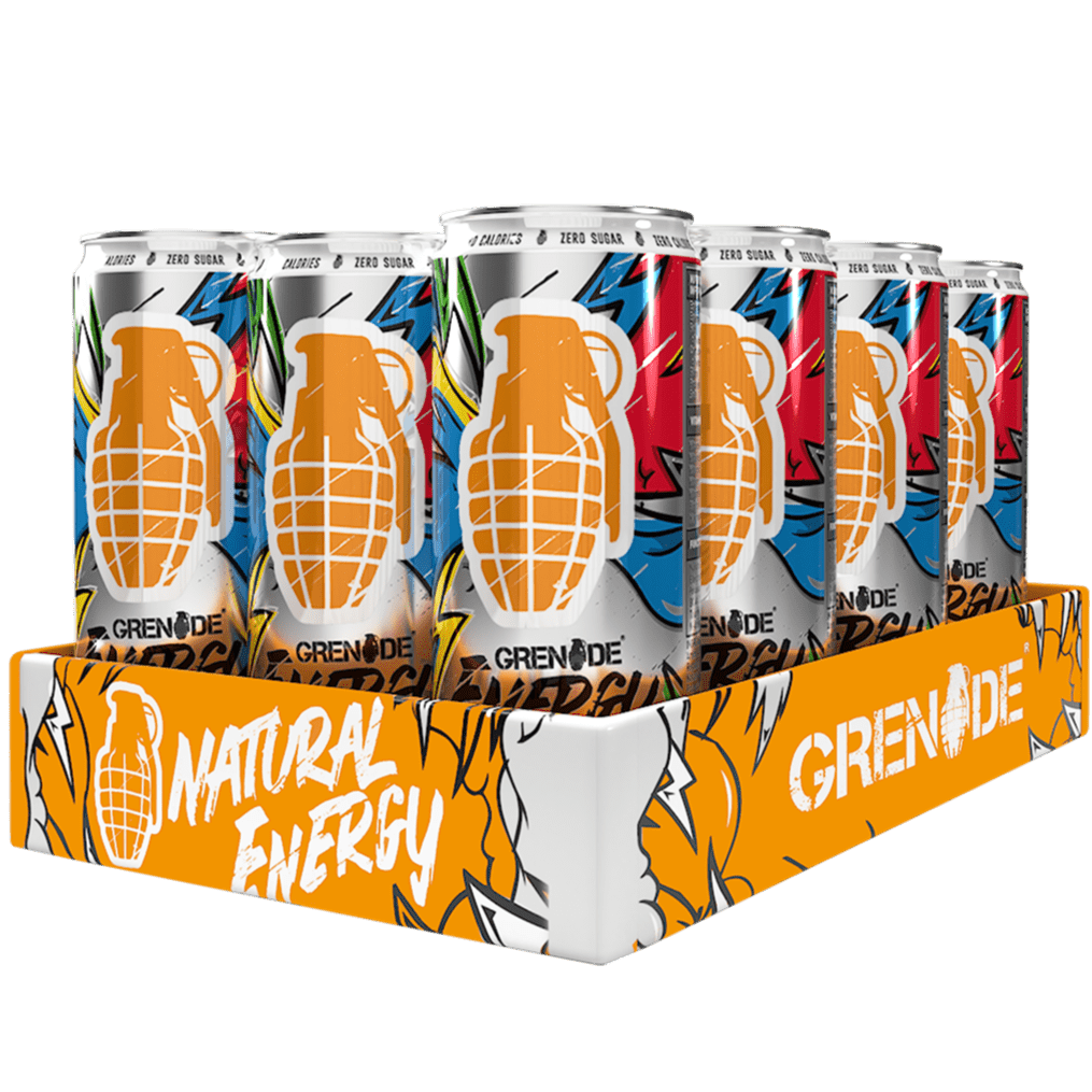 Grenade Energy RTD (Box of 12)