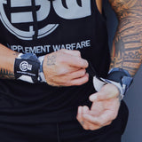 Supplement Warfare Wrist Wraps