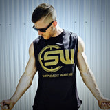 Supplement Warfare Black Gold Muscle Tank