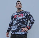 WARFARE Camo Sweater