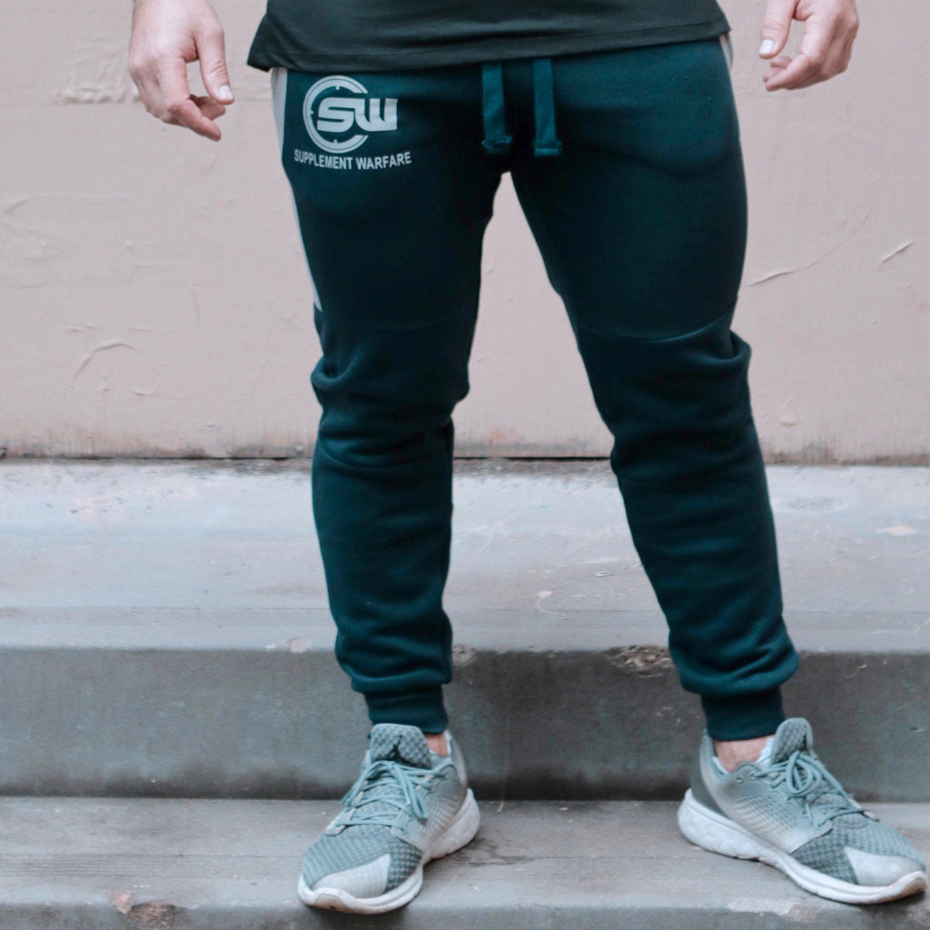 Supplement Warfare Track Pants Navy