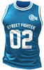Supplement Warfare Street Fighter 02 Jersey PRE-ORDER