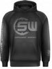 Supplement Warfare Black on Black Hoody sw