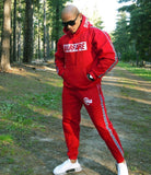 Supplement Warfare 2.0 Red Tracksuit