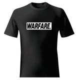 WARFARE Black Tshirt