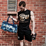 Supplement Warfare Gym Bag Camo