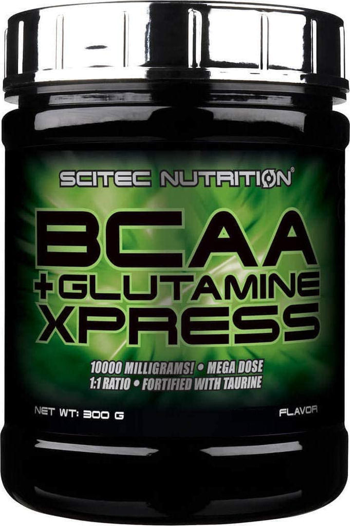 Scitec Nutrition BCAA + Glutamine Xpress 25 Serve