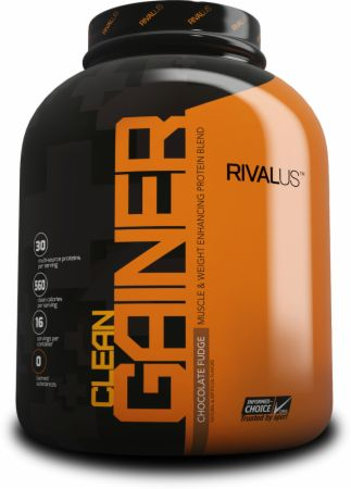 Rivalus Clean Gainer 5lbs