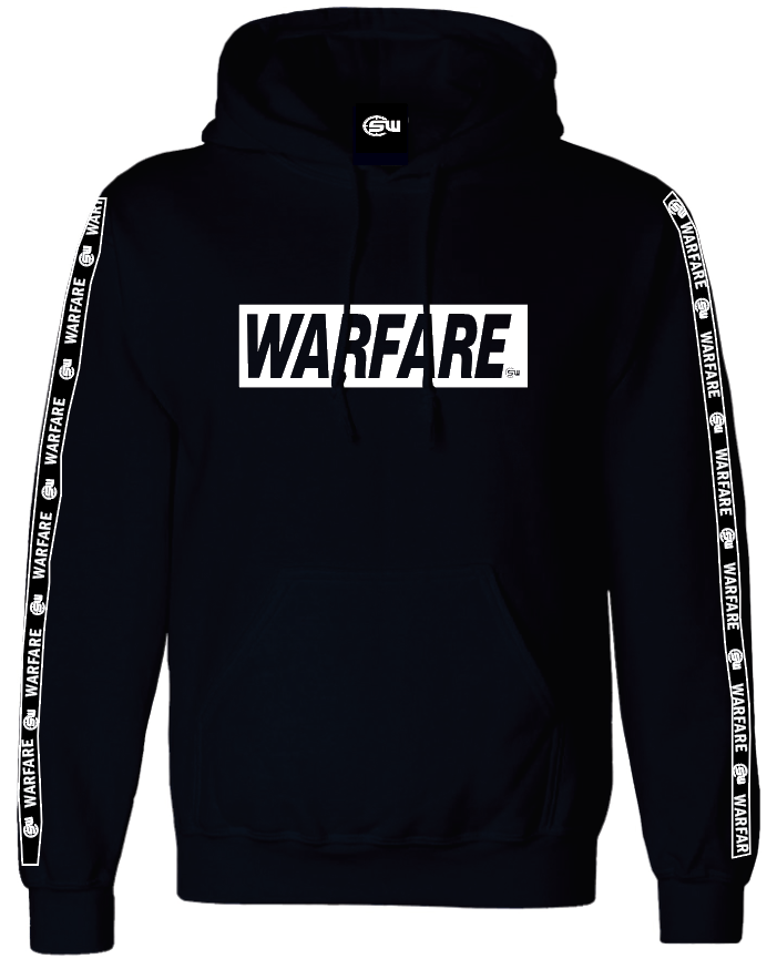 WARFARE 2.0 Navy Hoody