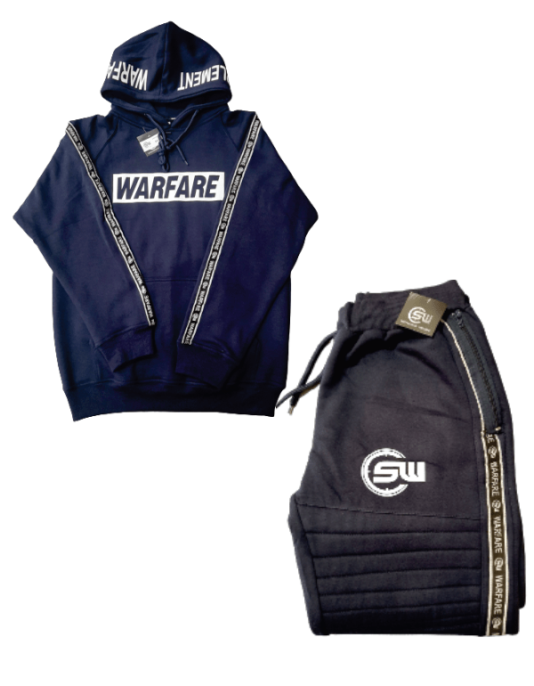 Supplement Warfare 2.0 Navy Tracksuit