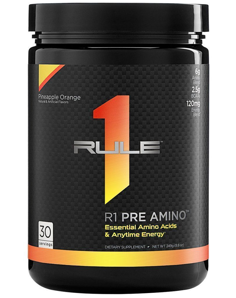 Rule 1 R Pre Amino 30 Serve