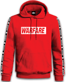 WARFARE 2.0 Red Hoody