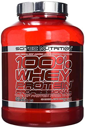 Scitec Nutrition 100% Whey Pro Protein 2.35Kgs