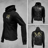 Mutated Nation Zip Hoody