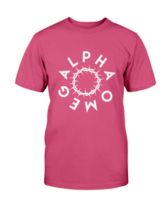 Alpha Omega - Crown of Thorns - Broken Chains Apparel