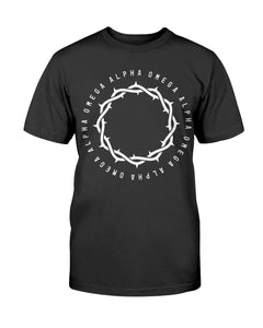 Alpha Omega - Large Crown - Big-N-Tall - Broken Chains Apparel