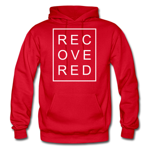 Recovered 9 Letter Hoodie - Broken Chains Apparel