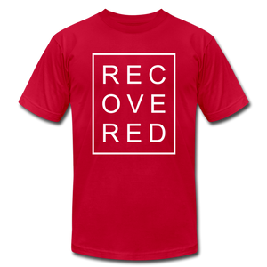 Recovered 9 Letter T-Shirt - Broken Chains Apparel