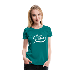 Team Jesus Women's Premium T-Shirt - Broken Chains Apparel