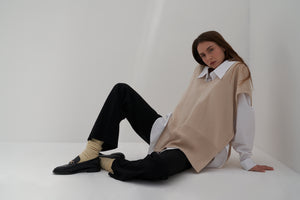 Modern Long Oversized Shirt