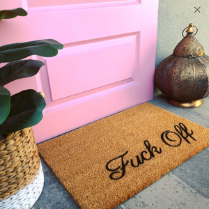 Anti-Social Doormats! Click For More...