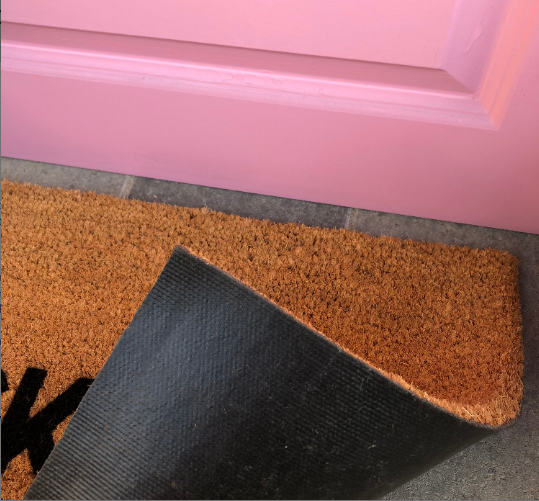 FASHION DOORMATS, DARLING! Click For More...