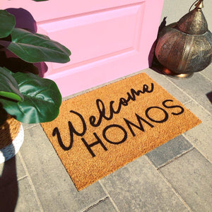 Gay Pride Doormats