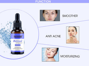Retinol + Vitamin E Serum (50% OFF)