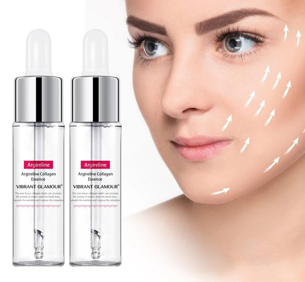 BUY 1 GET 1 FREE Argireline Peptide Collagen Serum