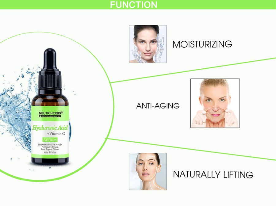 Hyaluronic Acid Serum (50% OFF)