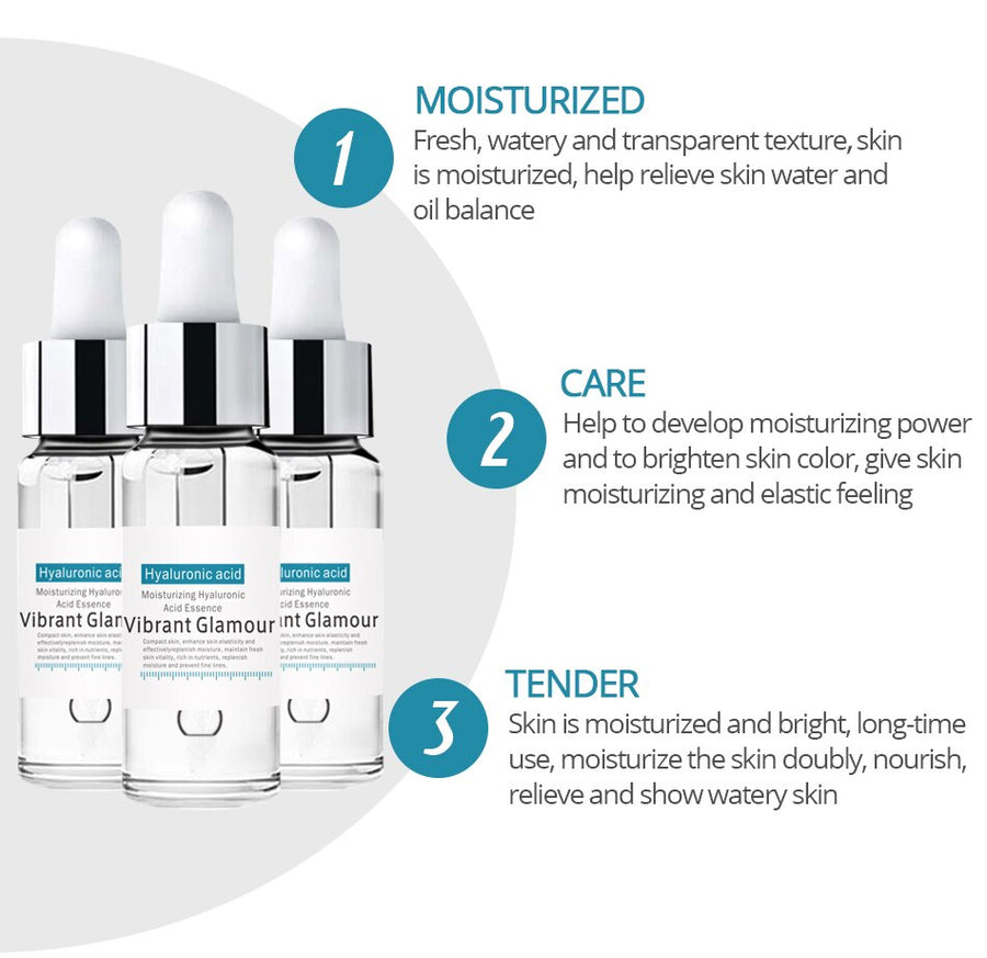Buy 3 Get 1 FREE Hyaluronic Acid Serum