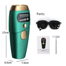 Load image into Gallery viewer, IPL Laser Hair Removal Handset (50% OFF)