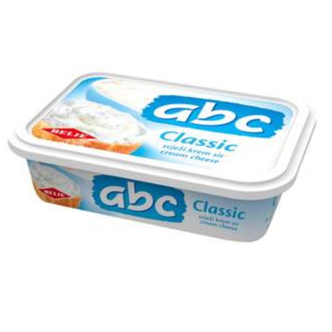 ABC CLASSIC CREAM CHEESE NET 100 G - European Grocery USA
