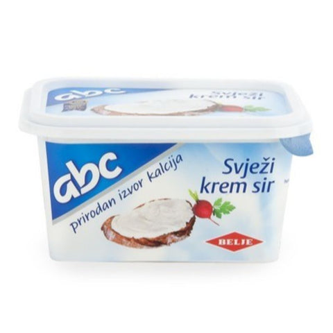 ABC CLASSIC CREAM CHEESE NET 200 G - European Grocery USA