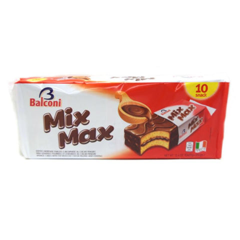 BALCONI MIXMAX WITH TASTY COCOA CREAM FILLING