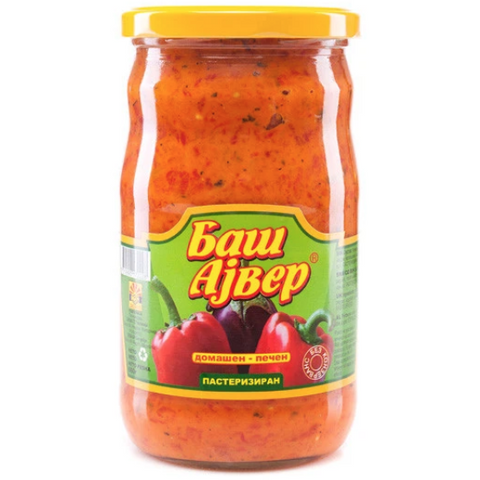 BAS AJVAR MILD ROASTED