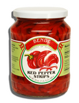 BENDE RED PEPPER STRIPS