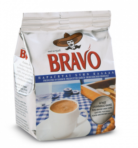 BRAVO GREEK COFFEE - European Grocery USA