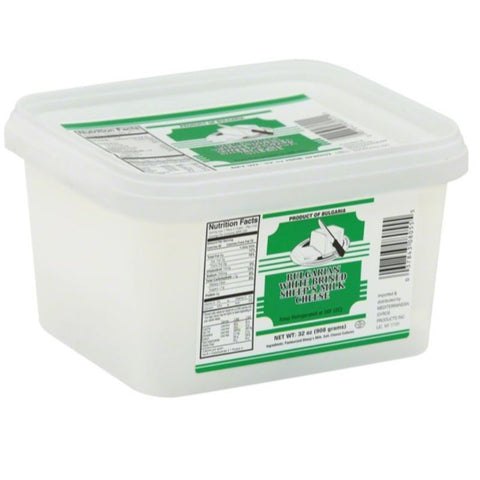 BULGARIAN WHITE CHEESE MADE FROM SHEEPS'S MILK - European Grocery USA