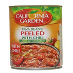CALIFORNIA GARDEN PEELED FAVA BEANS SECRET RECIPE