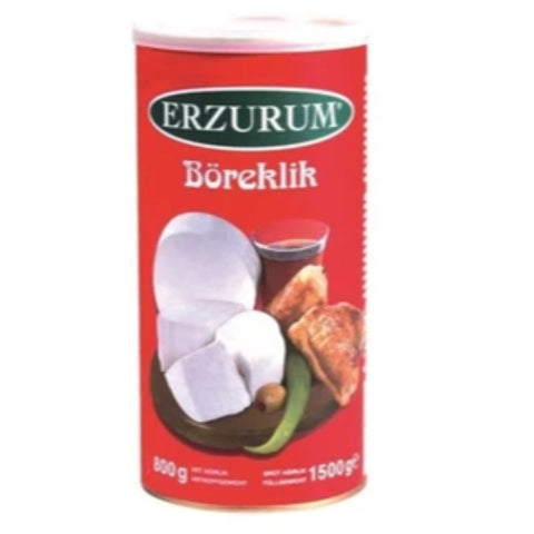 ERZURUM BOREKLIK WHITE CHEESE - European Grocery USA