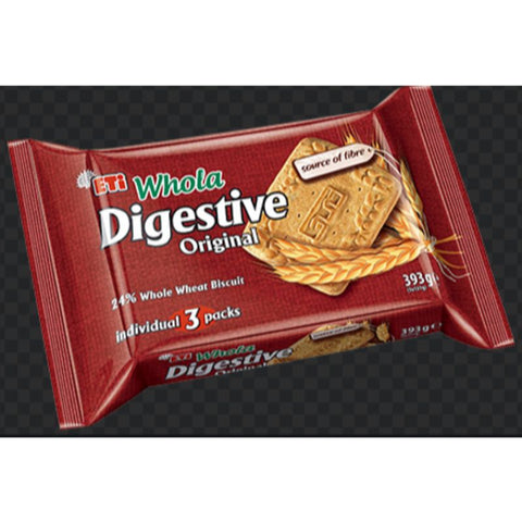 ETI WHOLA WHOLE WHEAT BISCUIT